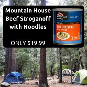 Emergency Essentials Beef Stoganoff
