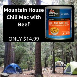Emergency Essentials Chili Mac