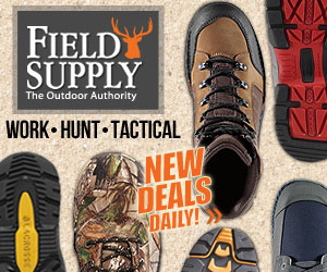 Field Supply Boots