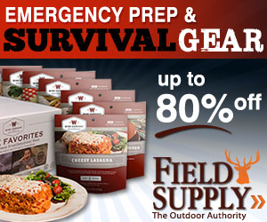 Field Supply Emergency Supplies