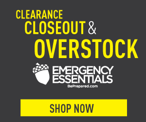 Emergency Essentials Clearance
