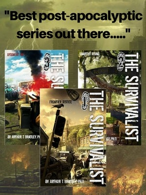 The Survivalist Book Series