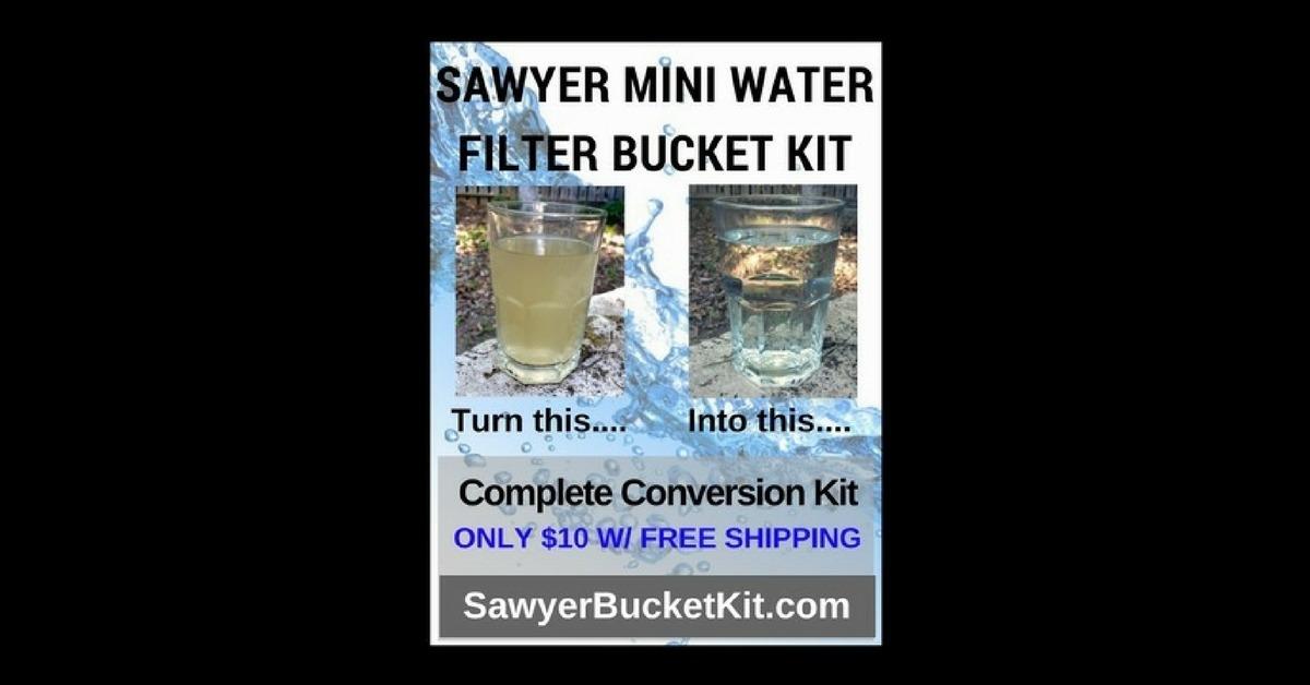 sawyer mini test