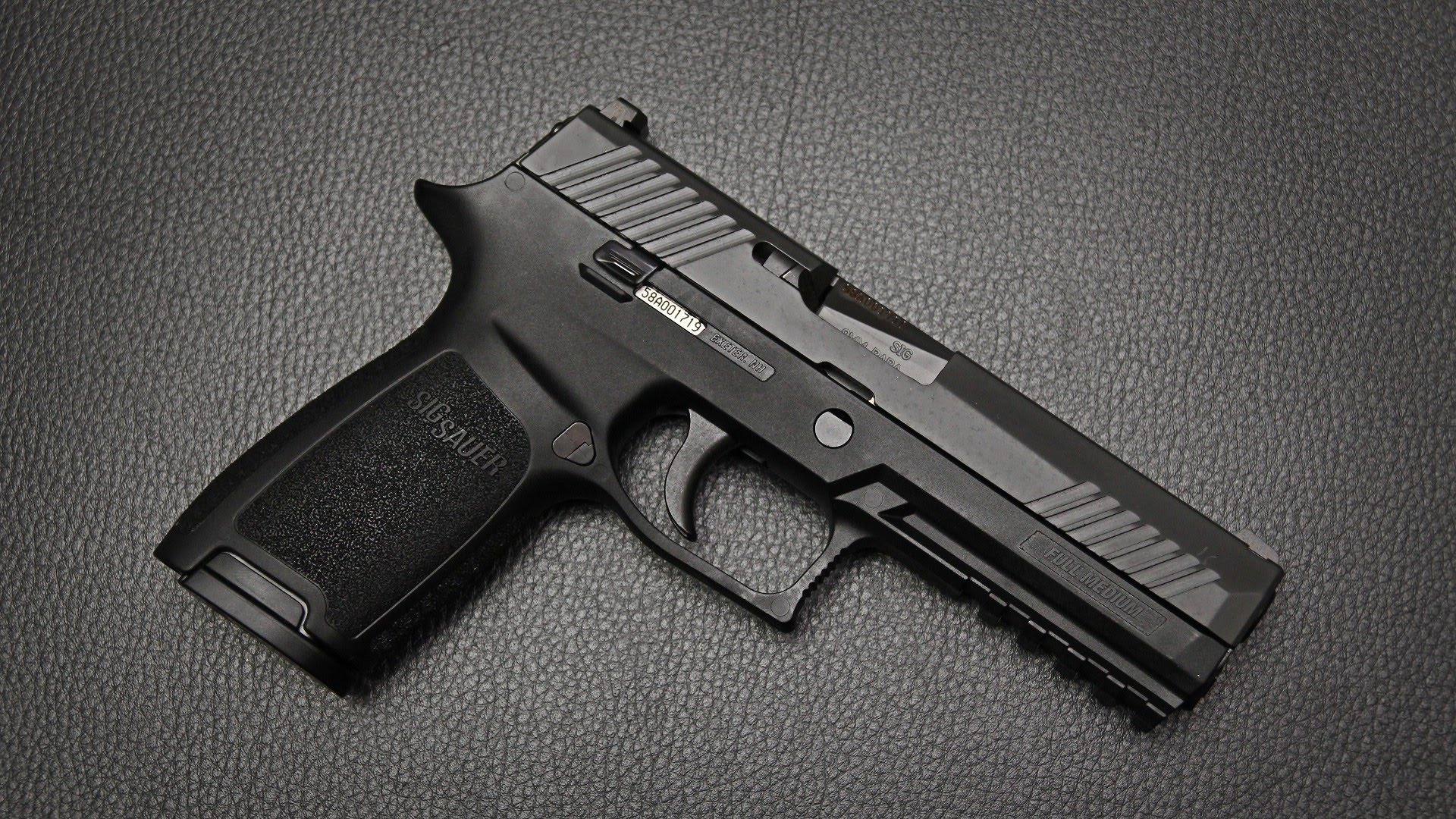 Army Adopts The Sig P320 As New Standard Issue Sidearm